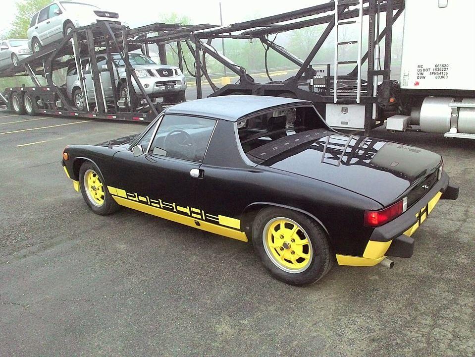 1974 Porsche 914 for sale near Portland, Oregon 97296 - Autotrader ...