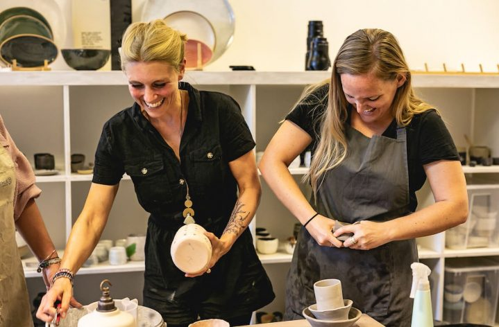 14 Of The Best Pottery Classes And Cafes In London #potteryclasses