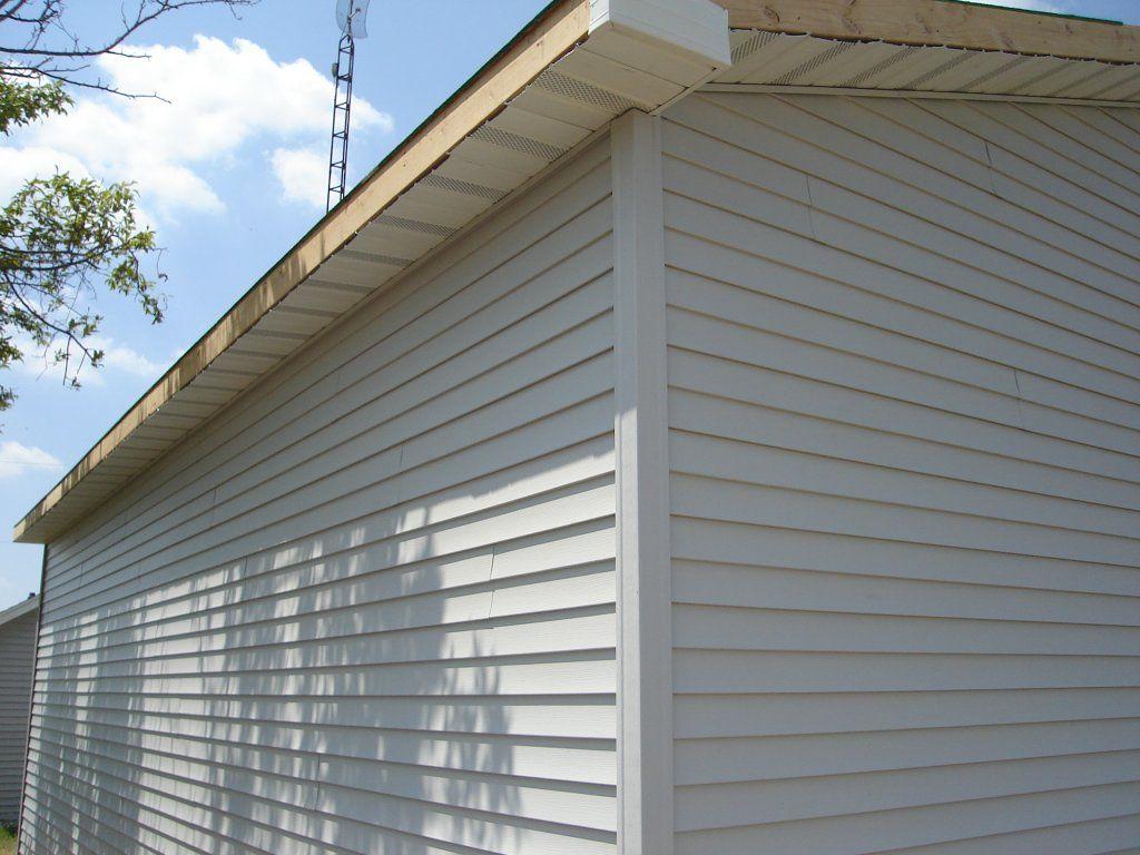 Siding Soffit X Pole Barn Garage Construction Materials - Barn siding menards