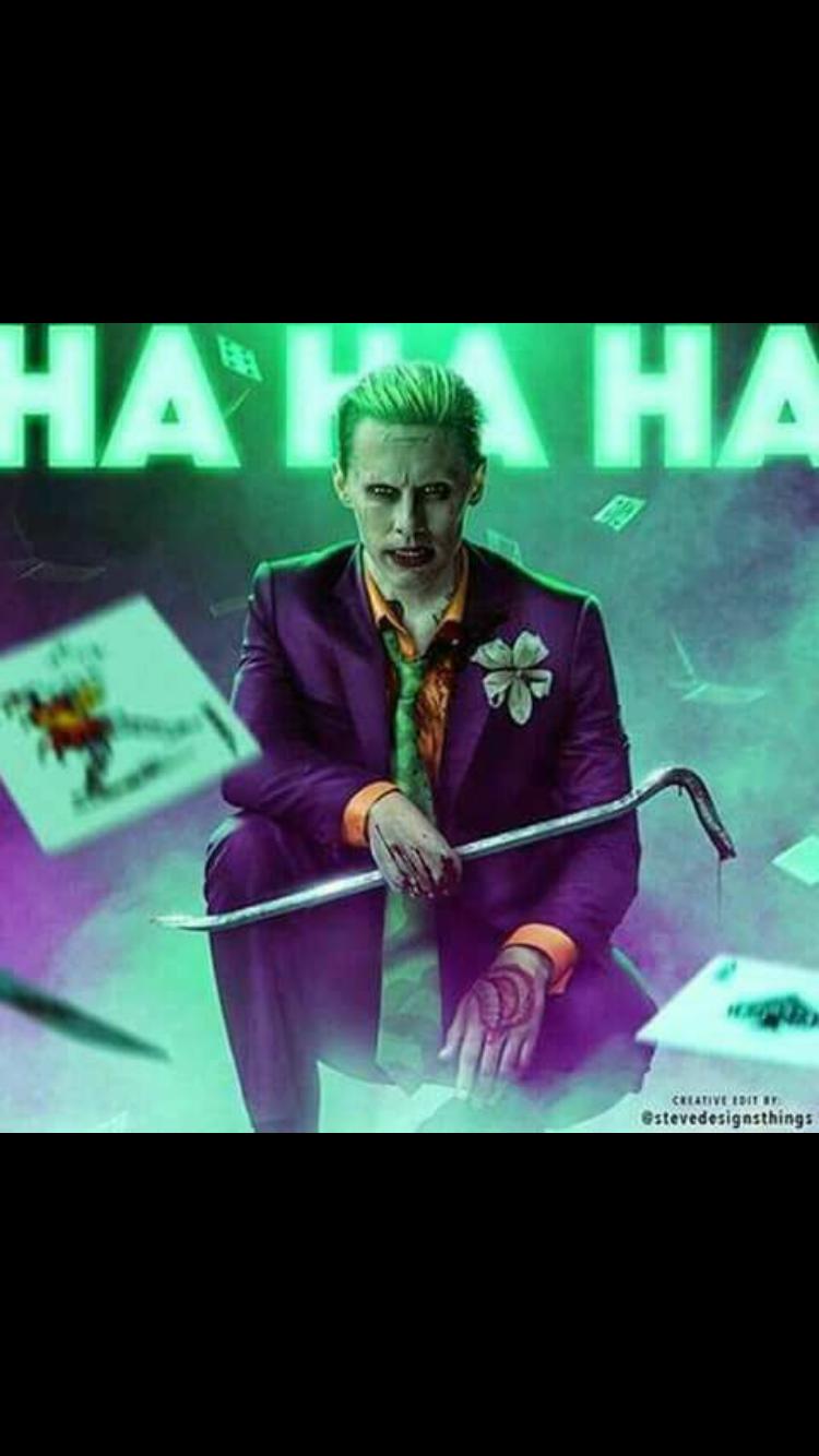 The Joker Harley Quinn Jared Leto Joker Harley Quinn Joker