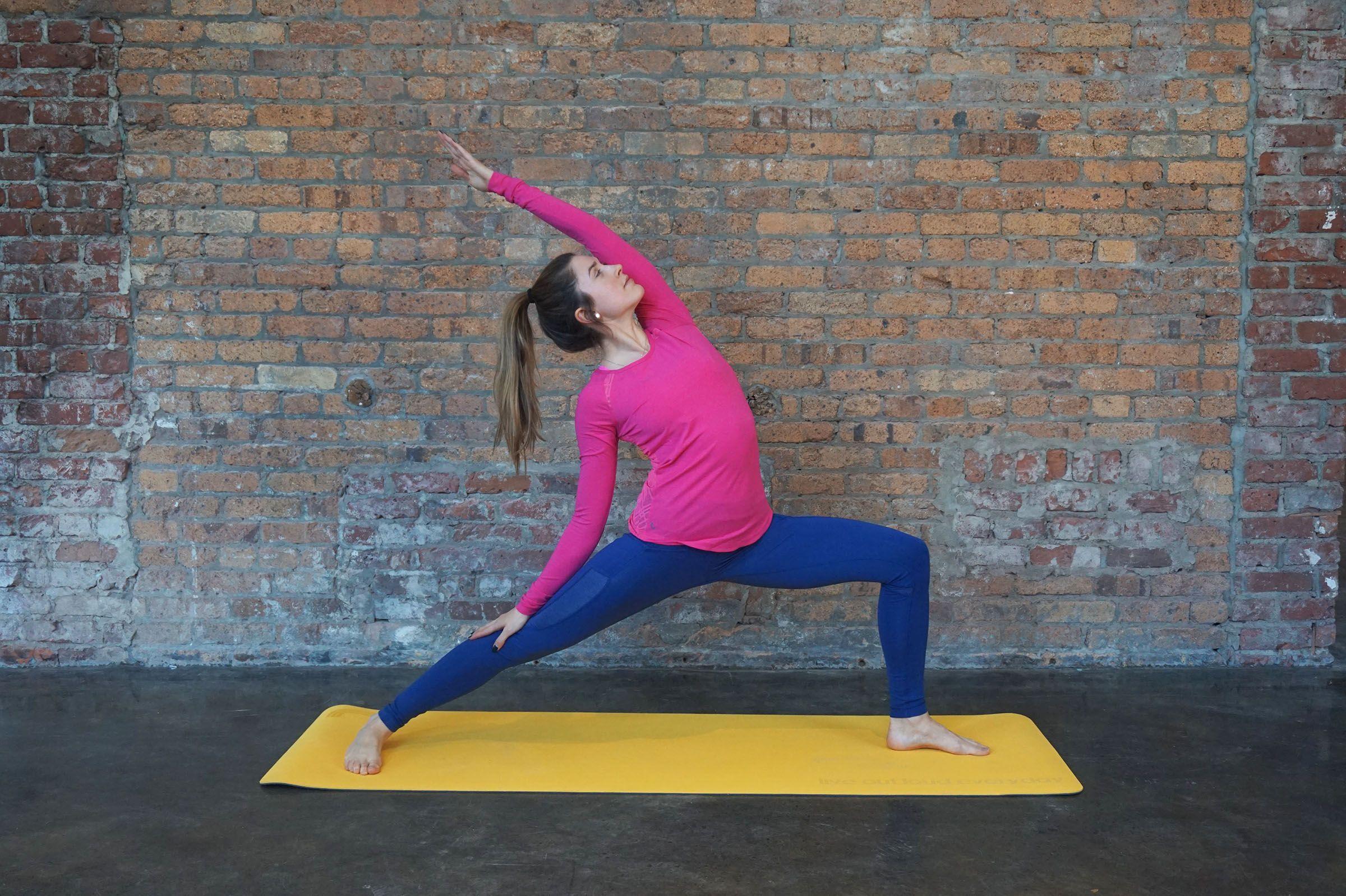Yoga : Postures énergisantes – Partie 1