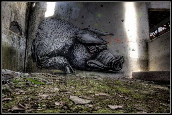 Abandonment Art