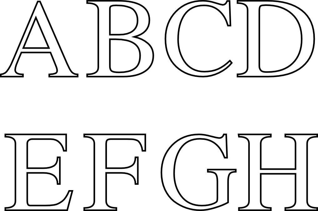 Celebre Coloriage Lettres A Imprimer Et Colorier Xo92 Alphabet A