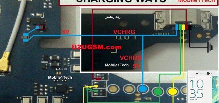 Ultra Xperia Problem F3212 Usb Sony Ways Solution Elektronik Jumper Xa Charging