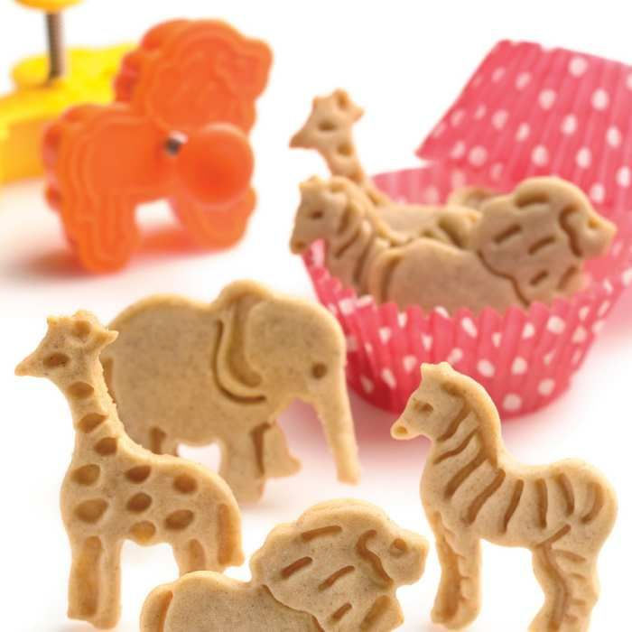 good quality nice cheap Animal Pop Out Cookie Cutters - Set of 4 $9.95 item # 3709 ...