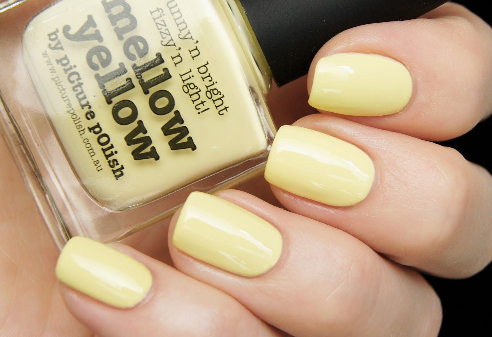 Picture Polish Mellow Yellow