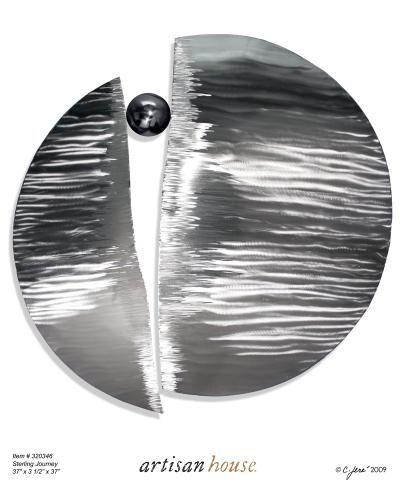Sterling Journey - Artisan House (Metal Wall Art Sculpture ...
