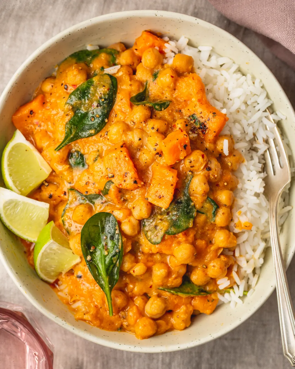 Recipe Easy Vegan Sweet Potato Curry Recipe In 2020 Sweet Potato Curry Vegan Sweet Potato Potato Curry