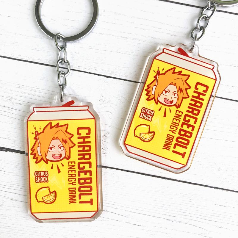 My Hero Academia Snacktime Acrylic Keychains | I need this