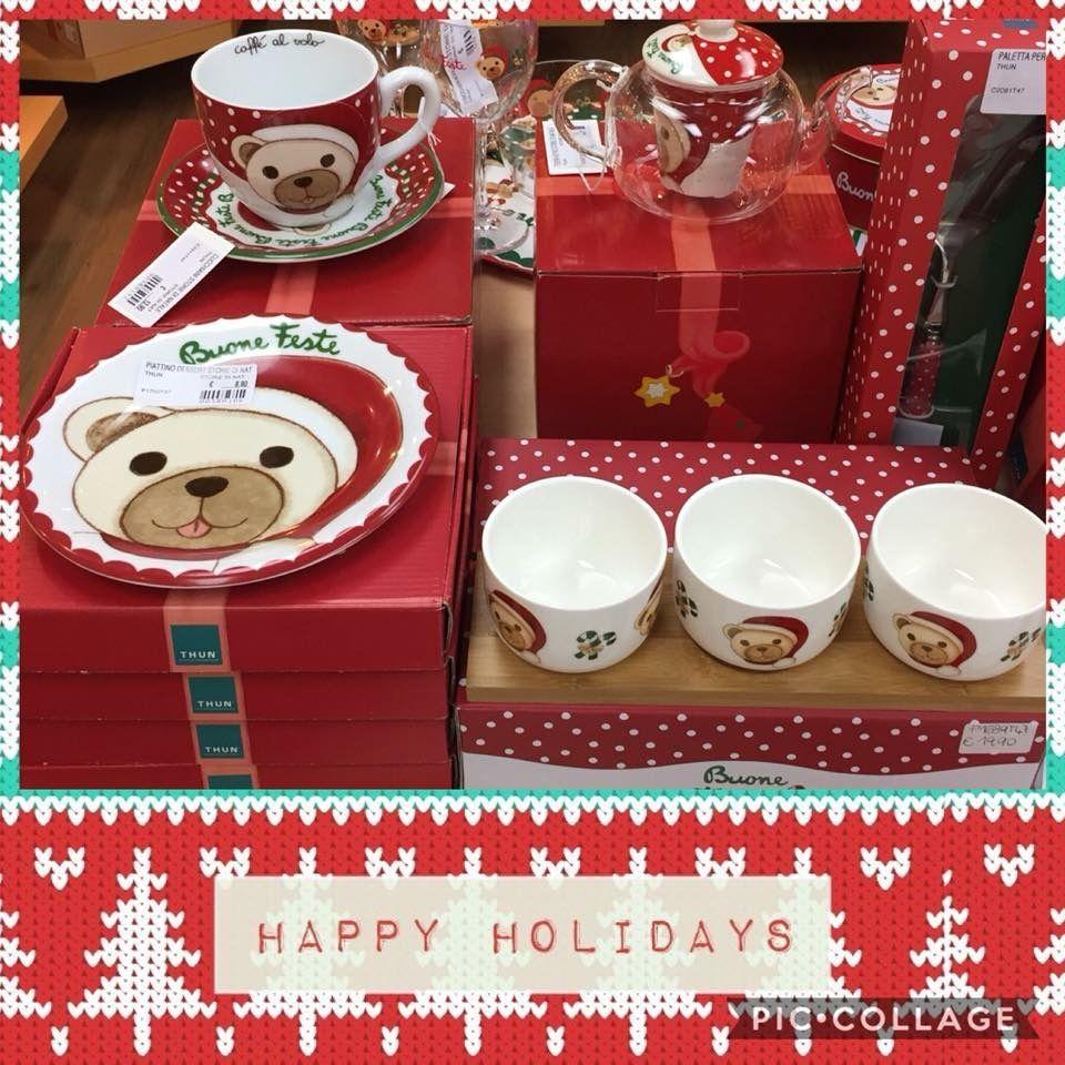 Continua la ricerca dei regali di Natale Scegli Thun per un