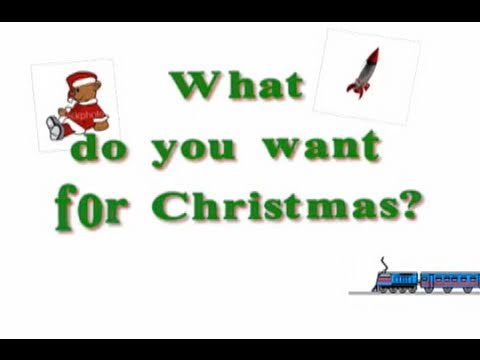 What Do You Want For Christmas Song Silly Songs For Kids Christmas Preschool Theme Christmas Concert Ideas
