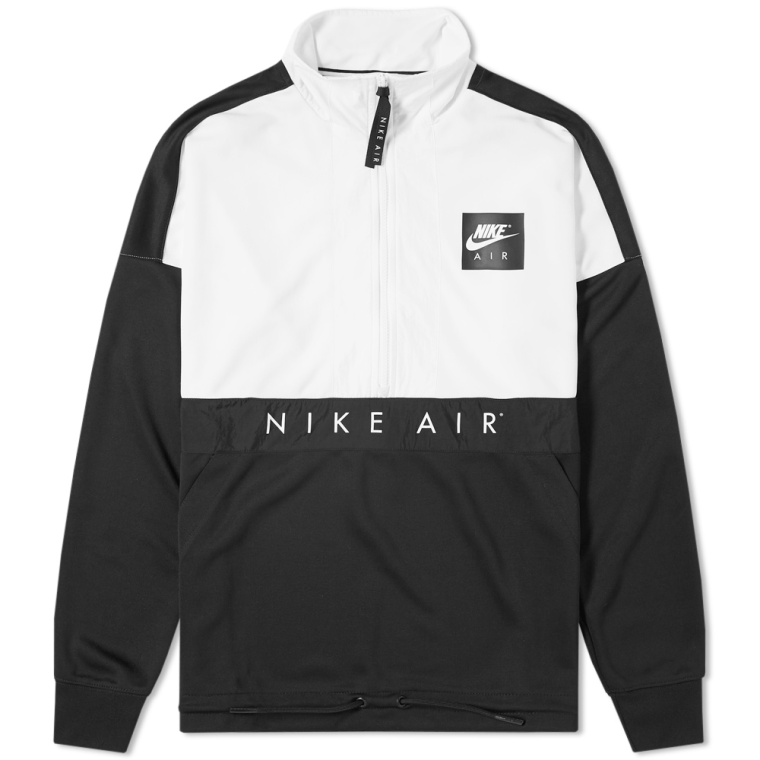 Nike Half Zip Air Jacket | Nike half zip, Nike air jacket