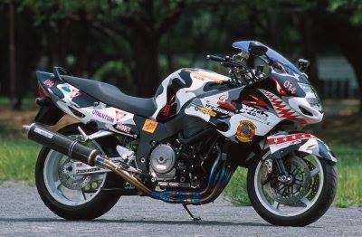 cbr1100xx naked bike honda