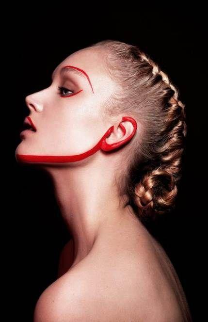 Fashion Show Makeup Avant Garde Editorial 69 Ideas For 2019 - Popular