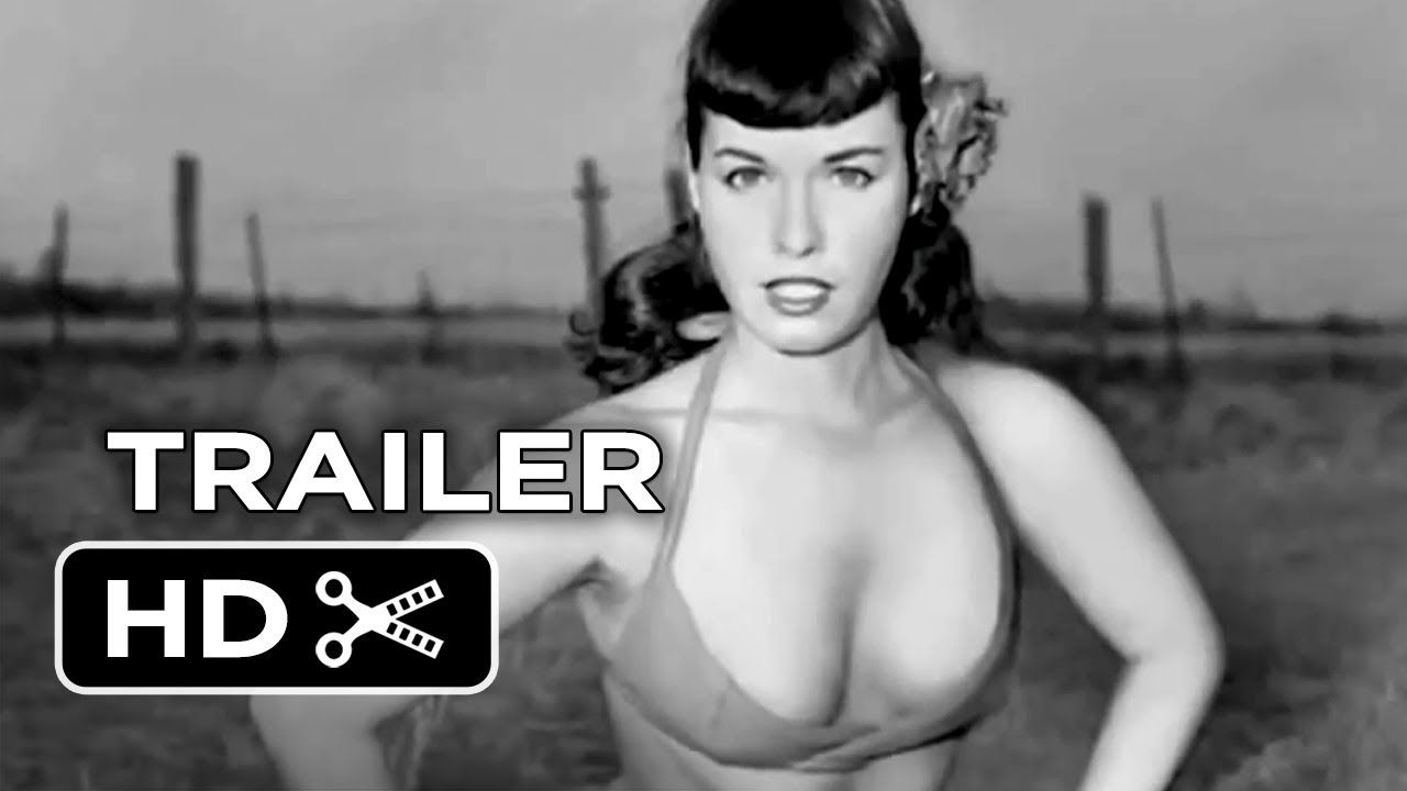 Bettie Page Hd bettie page reveals all trailer 1 (2013) - documentary hd
