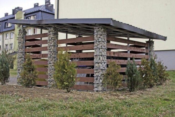 die modernen carport ideen des jahres gartengestaltung garten und landschaftsbau pinterest. Black Bedroom Furniture Sets. Home Design Ideas