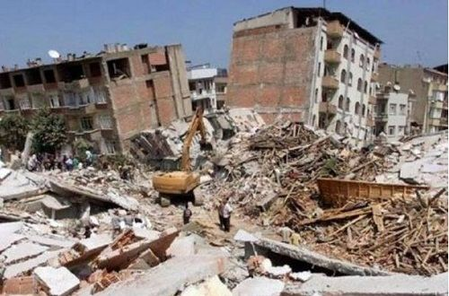 The Kashmir Earthquake  With Images