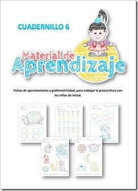 Cuadernillo preescolar portada 6