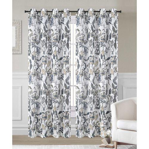 Found It At Wayfair.ca - Flora Curtain Panels