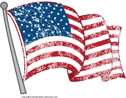 Free American Flags Clipart American Flag Clip Art American Flag Painting American Flag