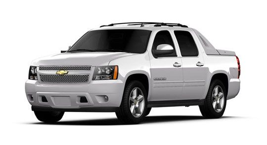 2011 chevy avalanche manual