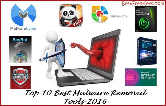 Top 10 Best Malware Removal Tools 2016 Expert S Guide Free Malware Removal Removal Tool Malwarebytes