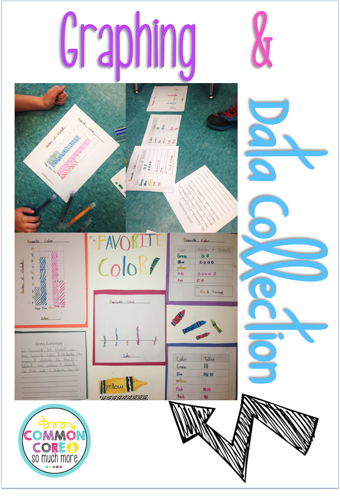 Data Collection And Graphing Project Learning Lab Resources