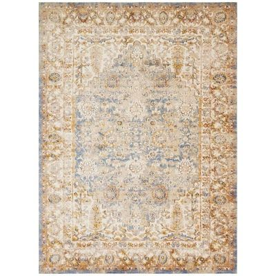 Magnolia Home Trinity Multi 2'7 x4' Rug is part of Living Room Rug Joanna Gaines -