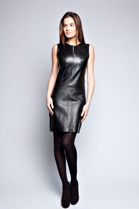 Robe cuir noire. Robe cuir noire Black Leather Dresses ... c4dfae1047f6