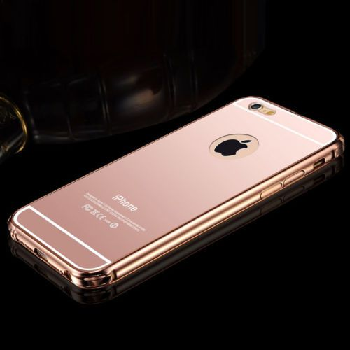 New Ultra Thin Luxury Aluminum Metal Mirror Case Cover For Iphone 5 5s 6 6 Plus Iphone Iphone 6 Plus Case Fashion Mirror
