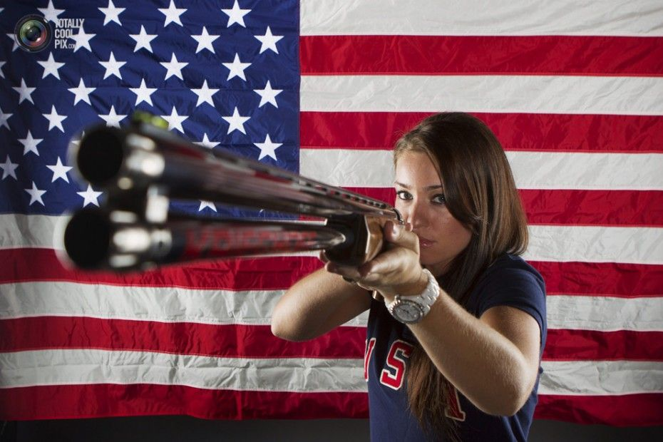 Corey Cogdell  Country: USA  Sport: Shooting