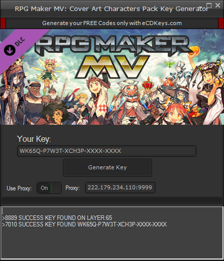 rpg maker xp activation key
