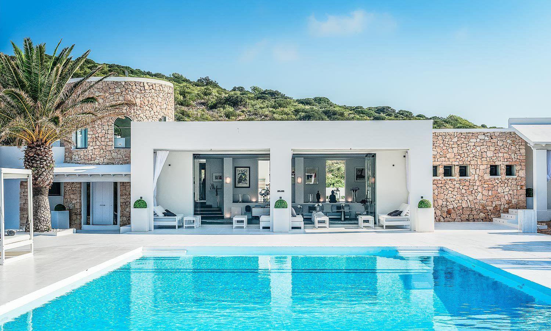 Tagomago Island Villa Rental Ibiza Island Villa Luxury Villa Rentals Villa Pool