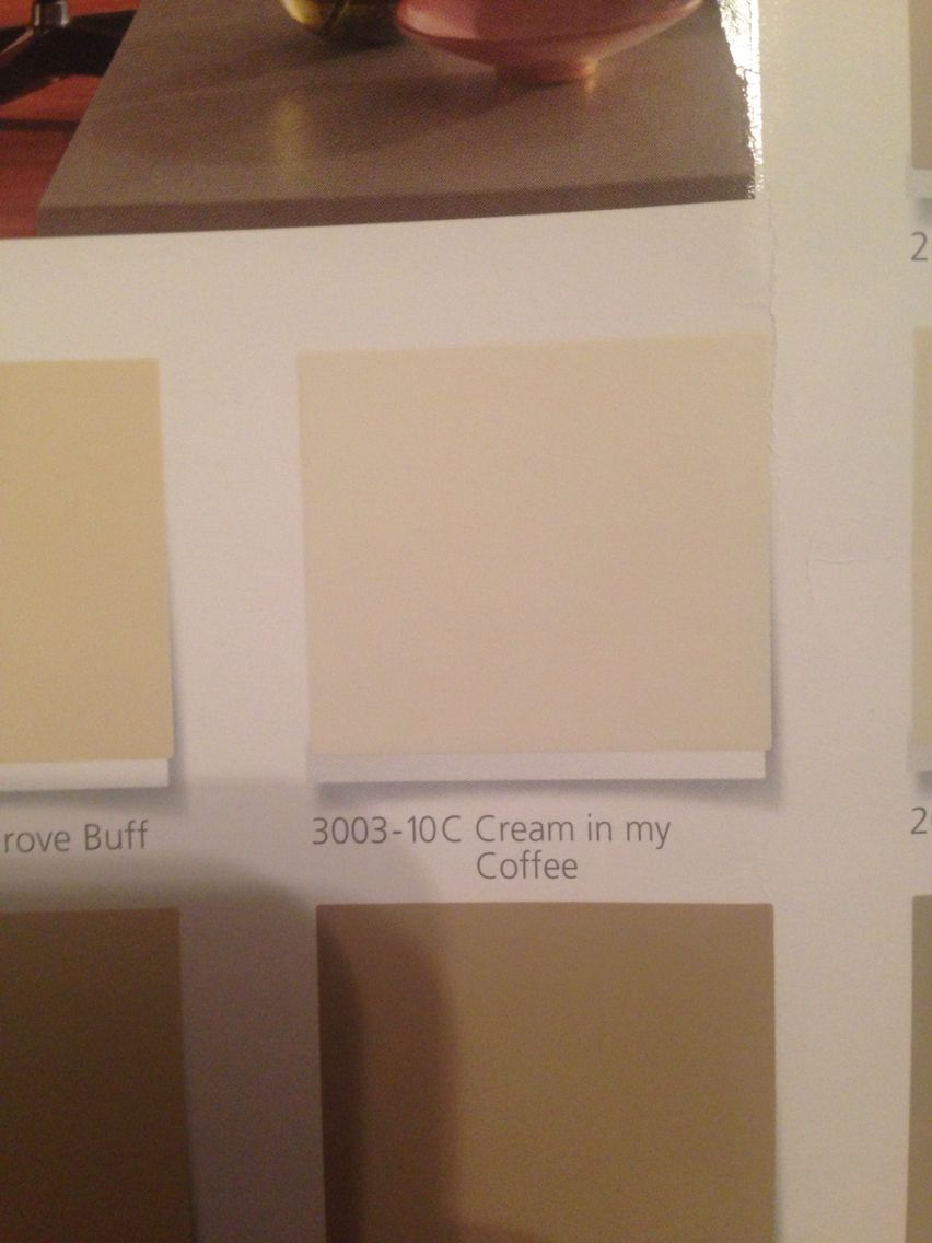 Valspar Cream In My Coffee Furniture Color Colorful Kitchen Decor Yellow Kitchen Decor Kitchen Colors