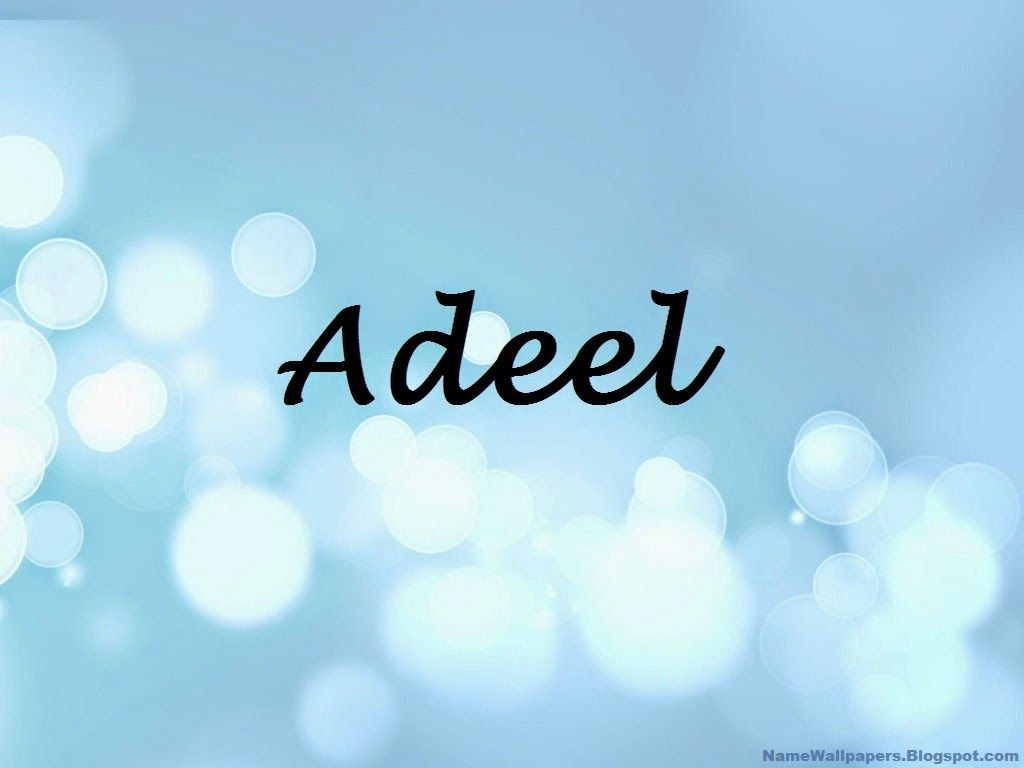 Adeel Name Wallpaper Adeel Name Wallpaper Urdu Name Meaning Name My Name Wallpaper Name Wallpaper Alphabet Wallpaper