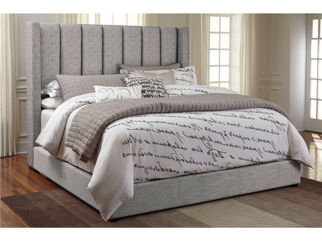 Signd2bdrmbed41892 Signature Designs Bedroom Queen Bed Walker
