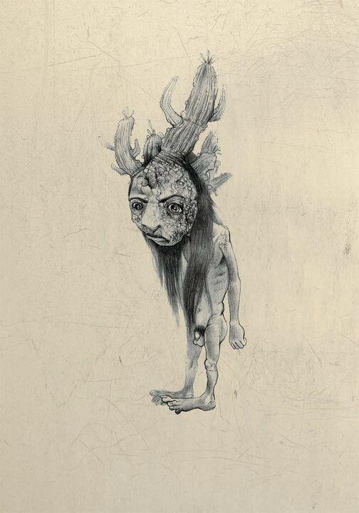 """""""Adolfo y sus monstruos""""    www.joaquinrosado.blogspot.com"""