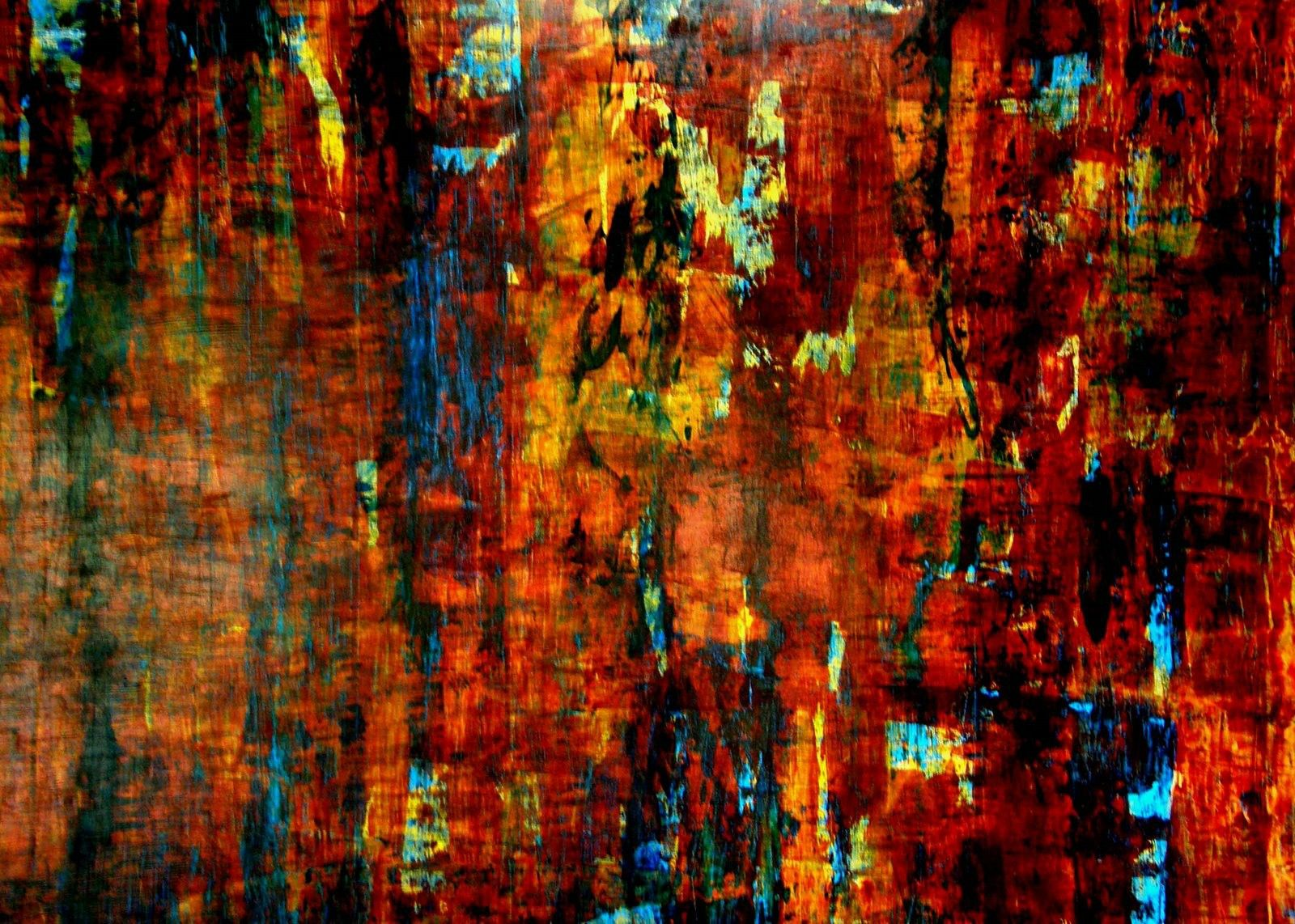 Free Abstract Painting Hd Wallpapers 3d