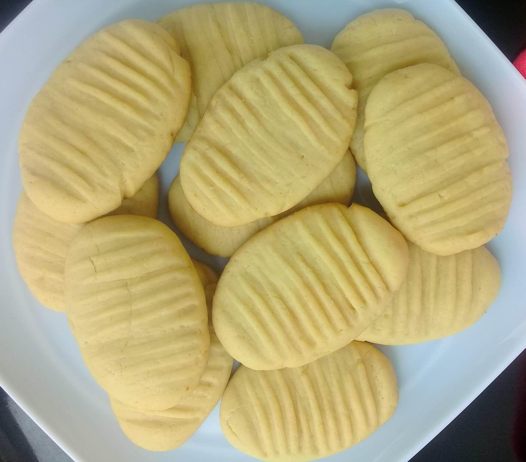 Condensed Milk Biscuits Cookies Biscuits And Ladles Recipe Condensed Milk Biscuits Baking Recipes Cookies Milk Biscuits