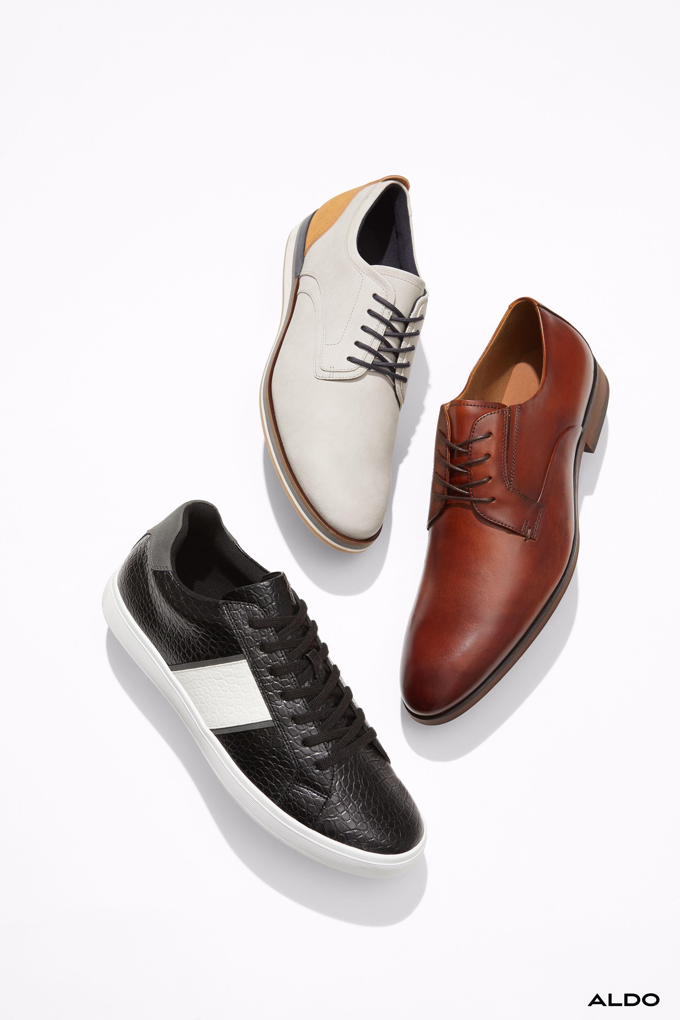 Shop new arrivals for men at Aldo Shoes