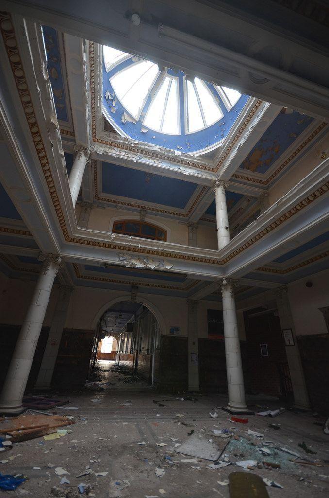 10 Abandoned Places in Birmingham, West Midlands Urban