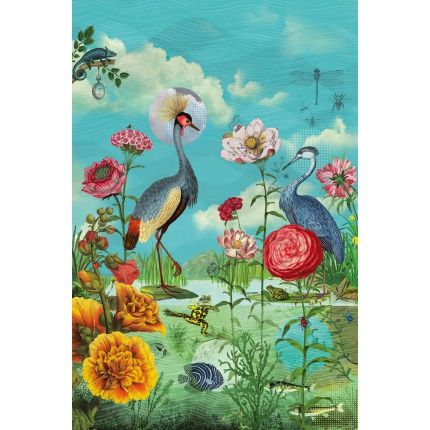 Kiss The Frog Panel - Pip Studio | Декор | Papier peint ...