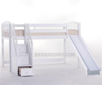 Pin By Breanna Ullmann On Brady Bed Twin Loft Bed Low Loft Beds