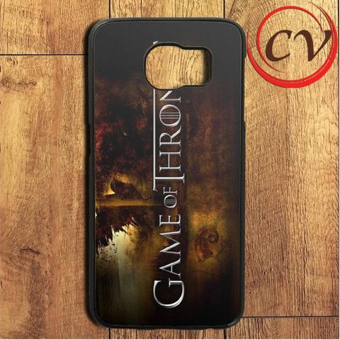 Game Of Thrones Samsung Galaxy S7 Edge Case
