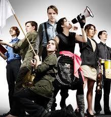 The Arcade Fire