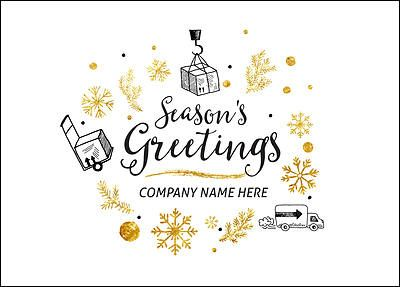 This Holiday Deliver A Message Of Good Tidings And Cheer With Our