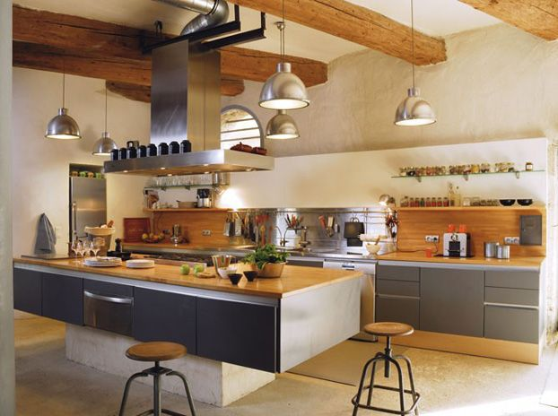 Kitchen Center Counter Kitchen Colour Schemes Kitchen Inspirations Kitchen Design