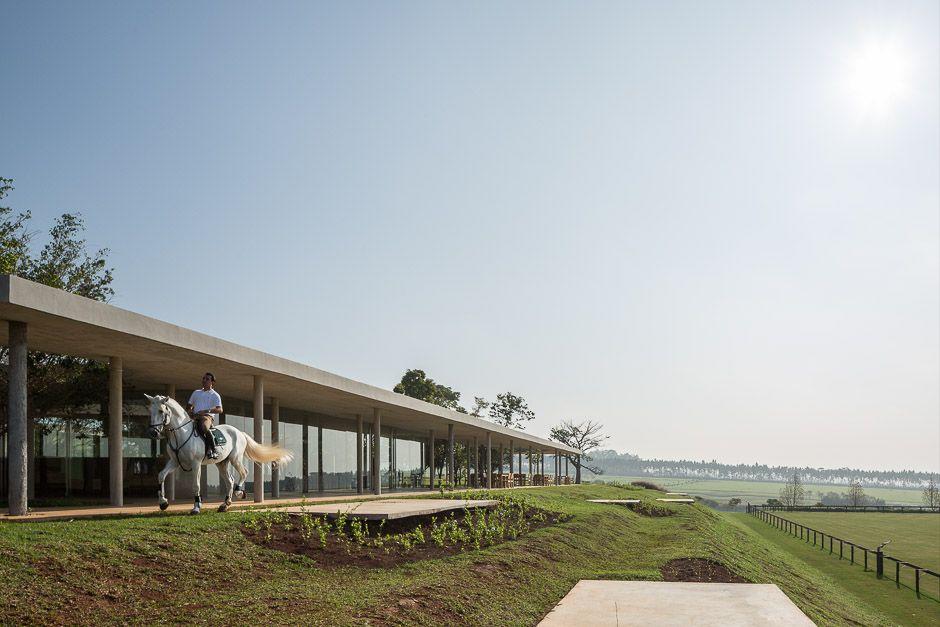 757 - Isay Weinfeld | Cub House | Hotel Fazenda Boavista | Sao Paulo, Brasil