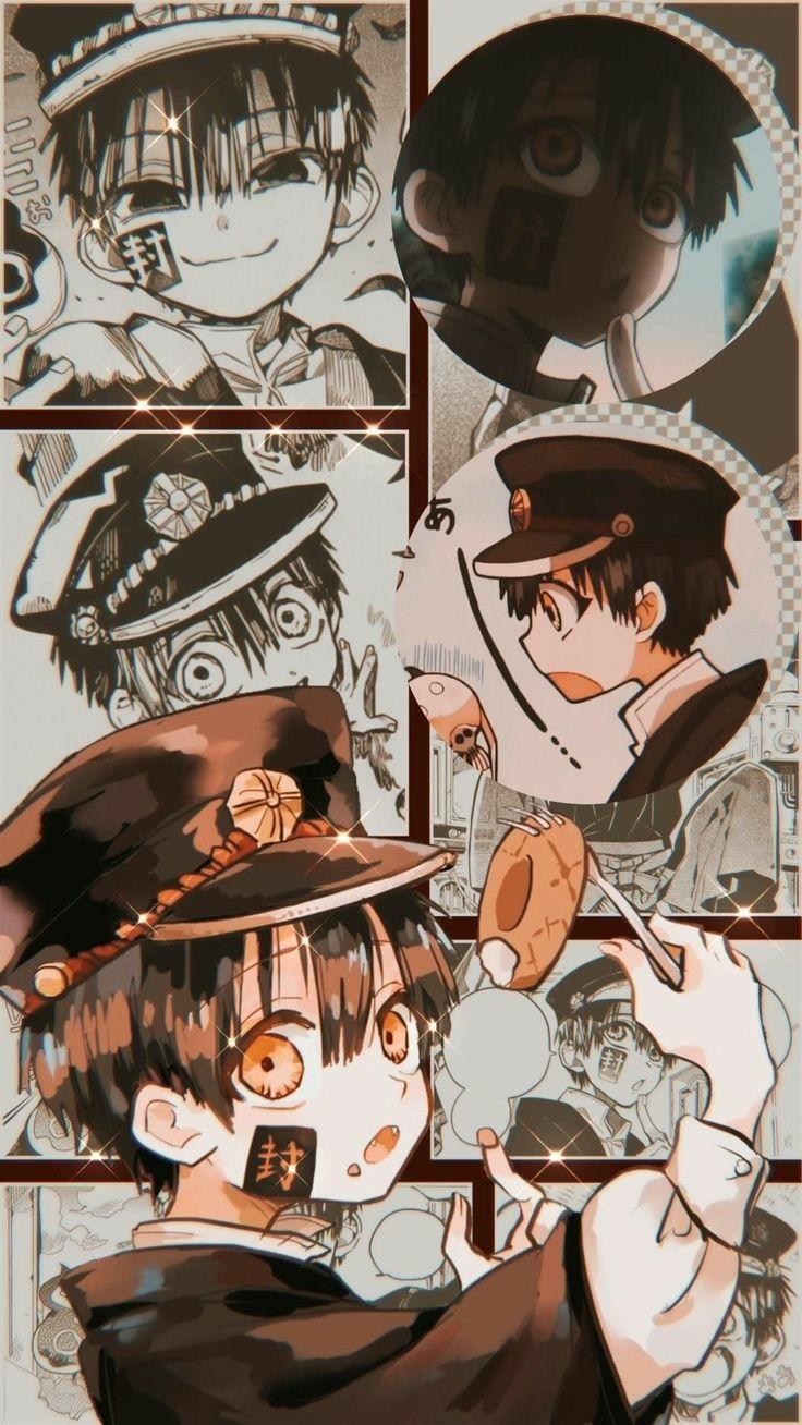 Im├Аgenes de ЪЉ╗Jibaku Shounen Hanako-kun ЪЉ╗