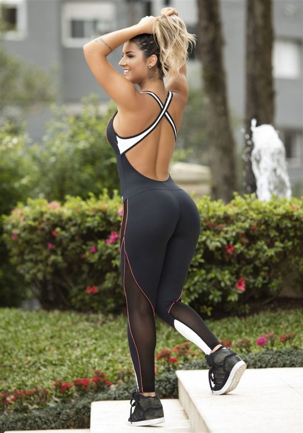 4919adaeeef0 OXYFIT Jumpsuit SHOW - Sexy Rompers